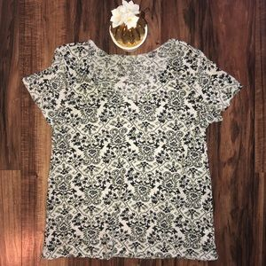 Aeropostale short sleeved top